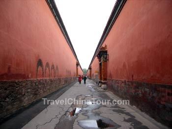 Forbidden City Corridors