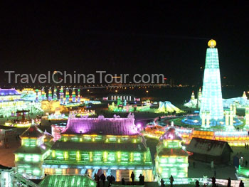 2007 harbin ice and snow festival