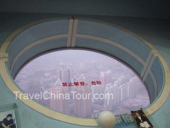 Harbin Dragon Tower Tour - HelongJiang TV Broadcasting Tower