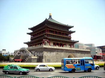 Xian Bell Tower Tour