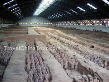 china terra cotta army