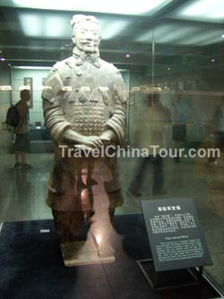 Terra Cotta Officer Soldier