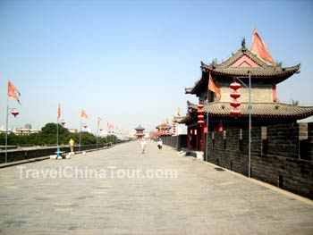 xian city wall & gate