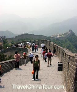 badaling great wall picture