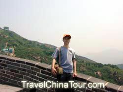 badaling great wall china