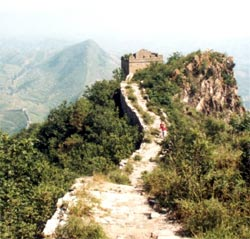 simatai great wall china