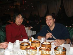 cantonese cuisine - dim sum photo