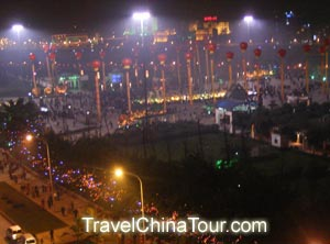 chinese new year in sichuan