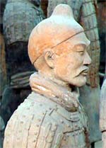 terra cotta warrior