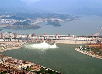 yangtze three gorges dam